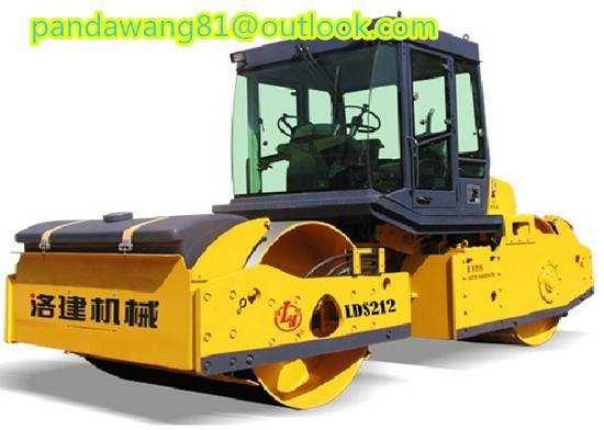 LDS212 12Tons Tandem Vibratory Roller