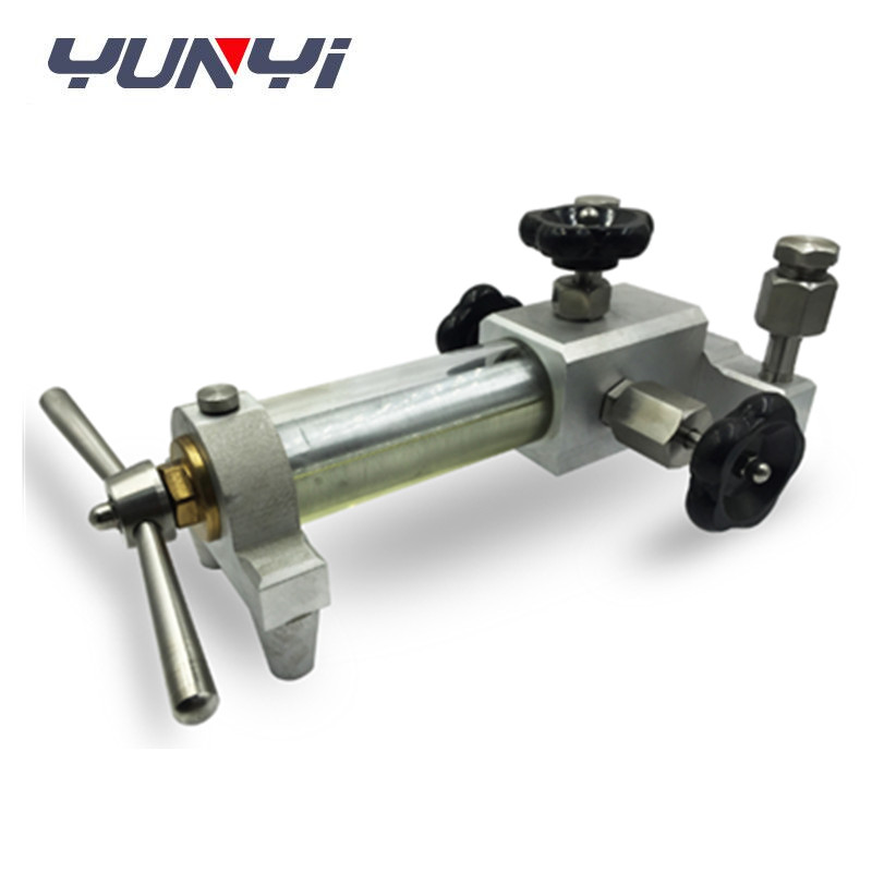 Hand Operated portable hydraulic pump