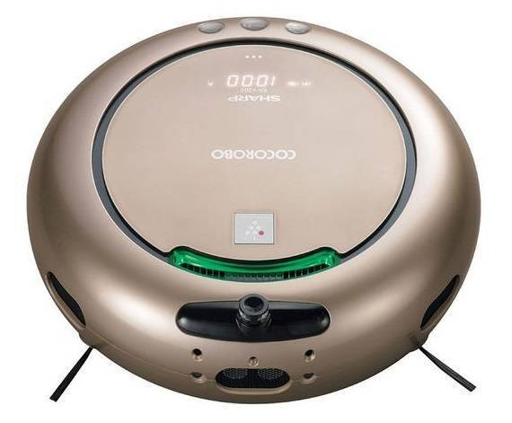 SHARP Cocorobo RX-V200-N Robotic Vacuum Cleaner