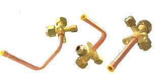 A/C split valve (air conditioning spare parts, air conditioner spare parts, HVAC/R spare parts)