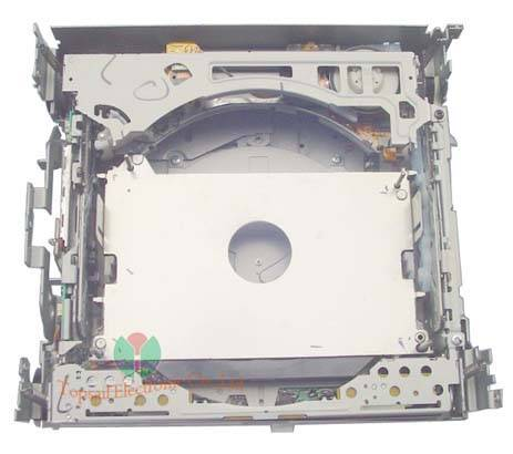 CD-Mechanism for Lexus RX-400 and RX-330