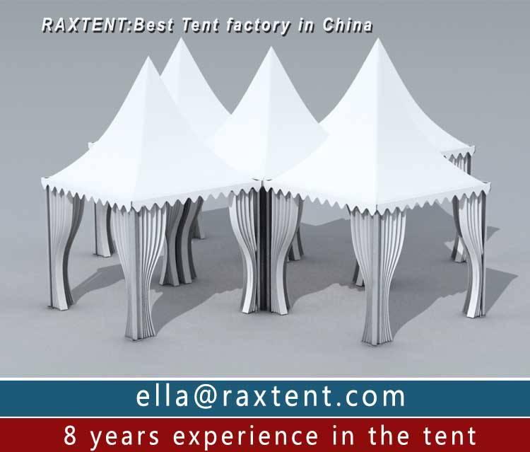 3m to 6m width padago outdoor wedding tent tent