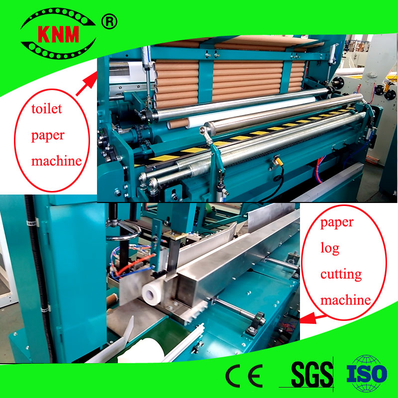 1092 type small scale toilet paper production line machine