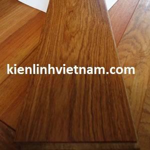 Narra padauk solid wood flooring size