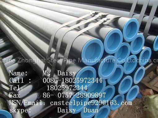 A53 Black Steel Pipe Gambia/A53 Black Steel Pipes Gambia