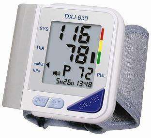 Talking Blood Pressure Monitor With CE Approval (DXJ-630)