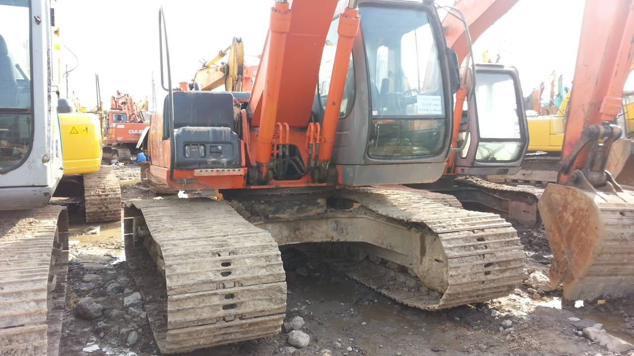 Used Hitachi ZX200-6 Excavator, Used Hitachi Wheel Excavator