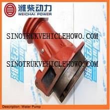 Weichai Engine Spare Parts Water Pump