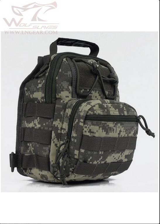Tactical Chest Bag Camouflage Sling Shoulder Bag