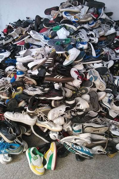 wholesale mix used shoes in China