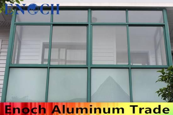 electrophoresis aluminum window aluminum door ENC1006