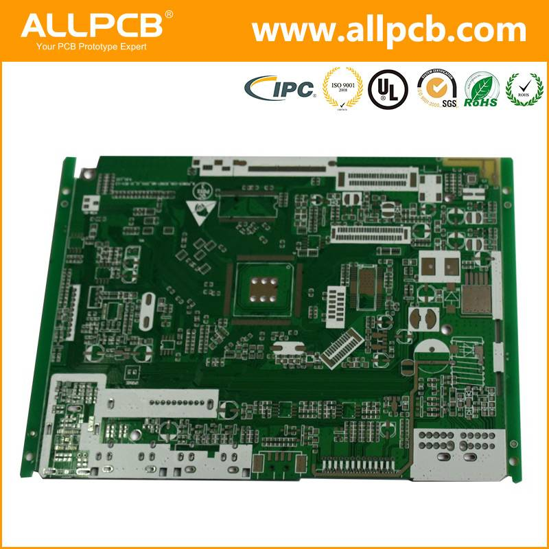 FR-4 94vo high quality pcb circuit board manufacturing