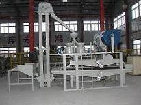 Hot sell Buckwheat hulling line, hulling machine,dehulling machine,decorticating machine