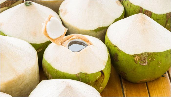 Fresh Coconut- A Taste from Heaven