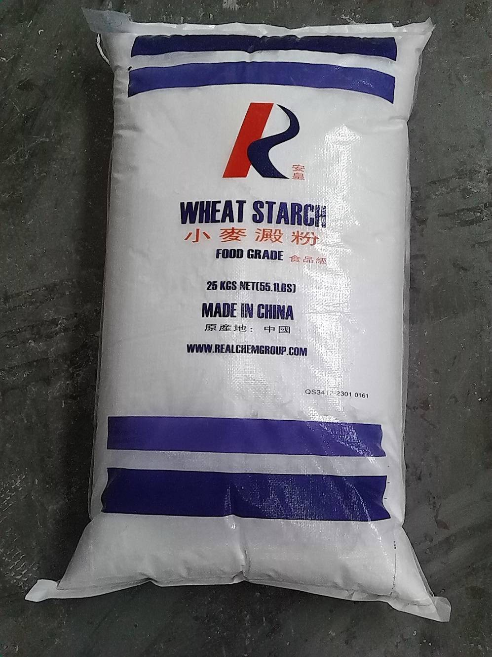low price high quality food grade wheat starch