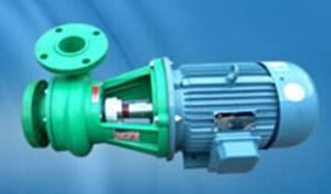 RPP Material FP (D) Centrifugal Pump
