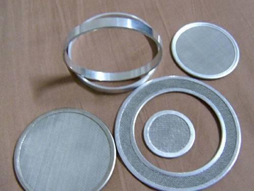 Filter Mesh Disc