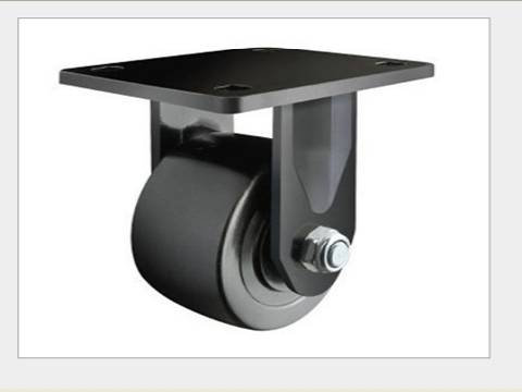 Low Profile heavy duty nylon Casters China supplier