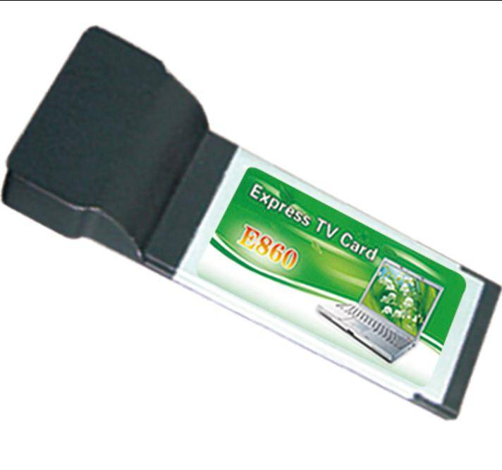pc tv card-express card
