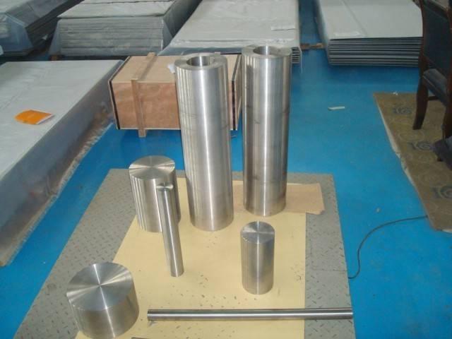 titanium bar, hollow bar, disc
