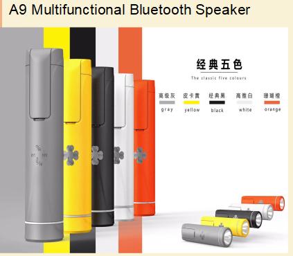 Multifunctional Bluetooth Speaker