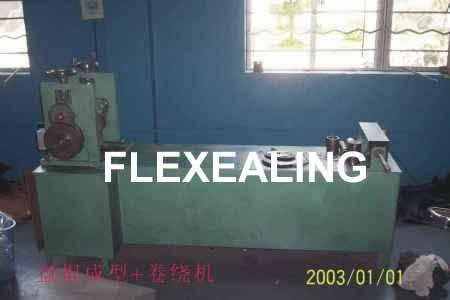 Forming & Winding Machine