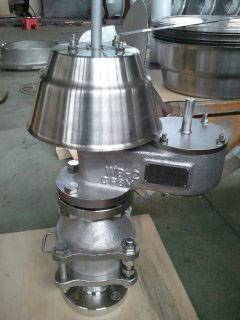 PRESSURE VACUUM RELIEF VALVE WITH FLAME ARRESTER(WBF60A)