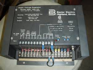 Basler electric transformer
