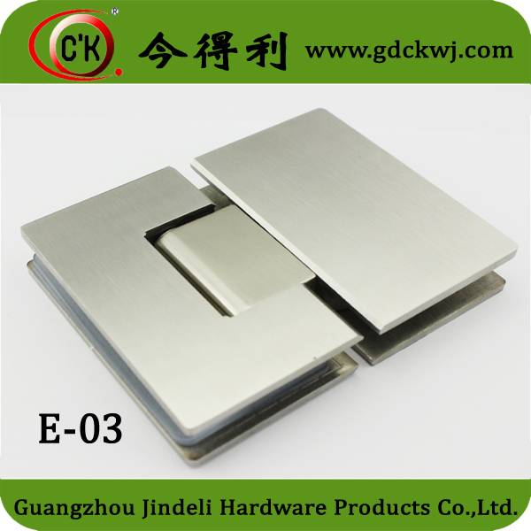 Competitive Price Bathroom Soft Close Glass Door Clamp