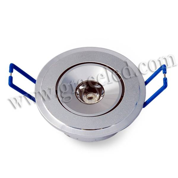 1W High Power LED Down light