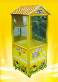 Electronic Capsule Candy or Toy Vending Machine