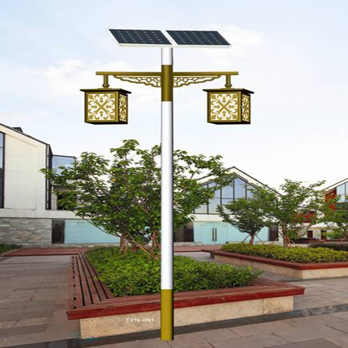 3m 30W LED Solar Lights for Garden Light (JS-E20153230)
