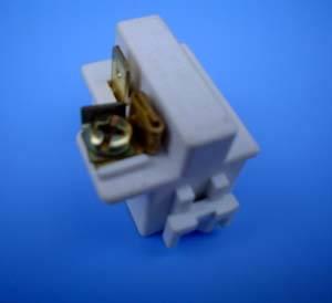 refrigeration PTC relay (white)