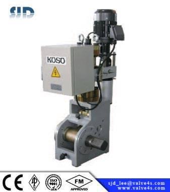 KOSO 4800 Series Electro-hydraulic Actuator