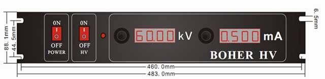 LTP Series High voltage Test DC Power Supply