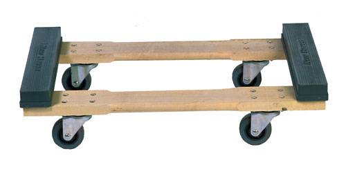 32X18 Chicago style wooden dollies,mover's dollies ,moving dollies