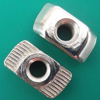 Hammer Head Nut Znic Plated Steel