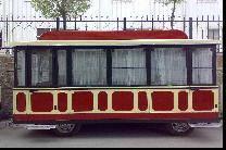 C8 Luxuary coach