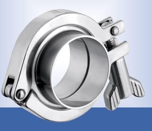Stainless Steel Saniatry Clamp Ferrule