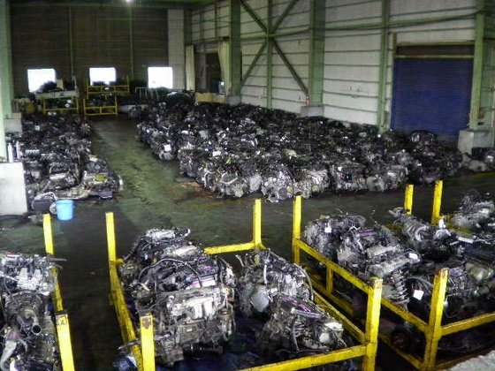 New and Used Car Engines