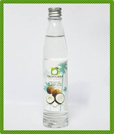 Tropicana Cold Pressed Virgin Coconut Oil 100% 90cc.