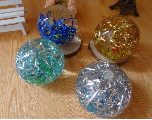 sell high crystal bounce ball
