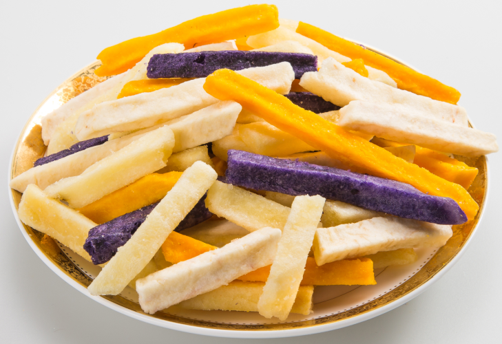 vegetable chip/sticks with competitive price