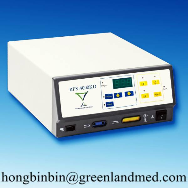 High Radiofrequency Electrosurgical Cautery Surgical Instruments
