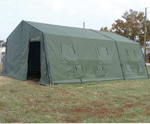 TENT FABRIC GREIG DYED WATERPROOFED