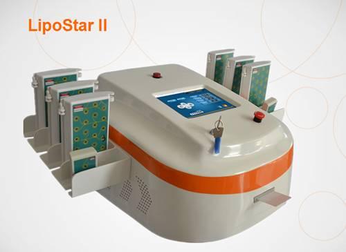 Lipo laser of 2 wavelength