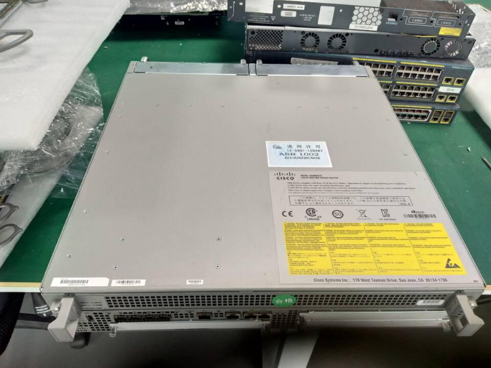 WTS Cisco ASR1002 4 Port Gigabit Router