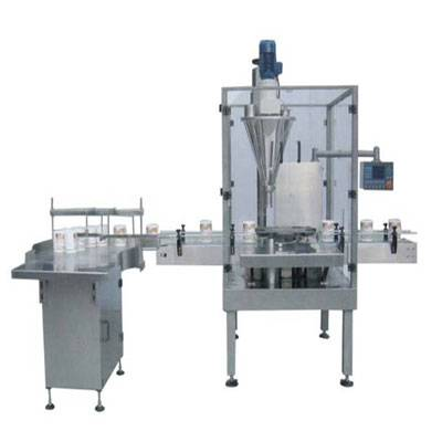 Plain flour Filling Machine
