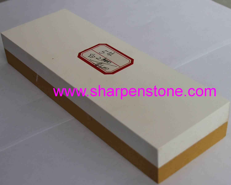 600#/ 2000# Combination Oil Stone/ Sharpening Stone/ Whetstone