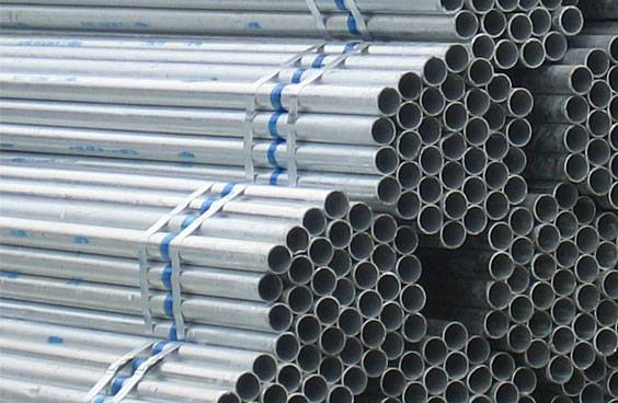 supply welded/semless galvanized steel pipes(in stock)